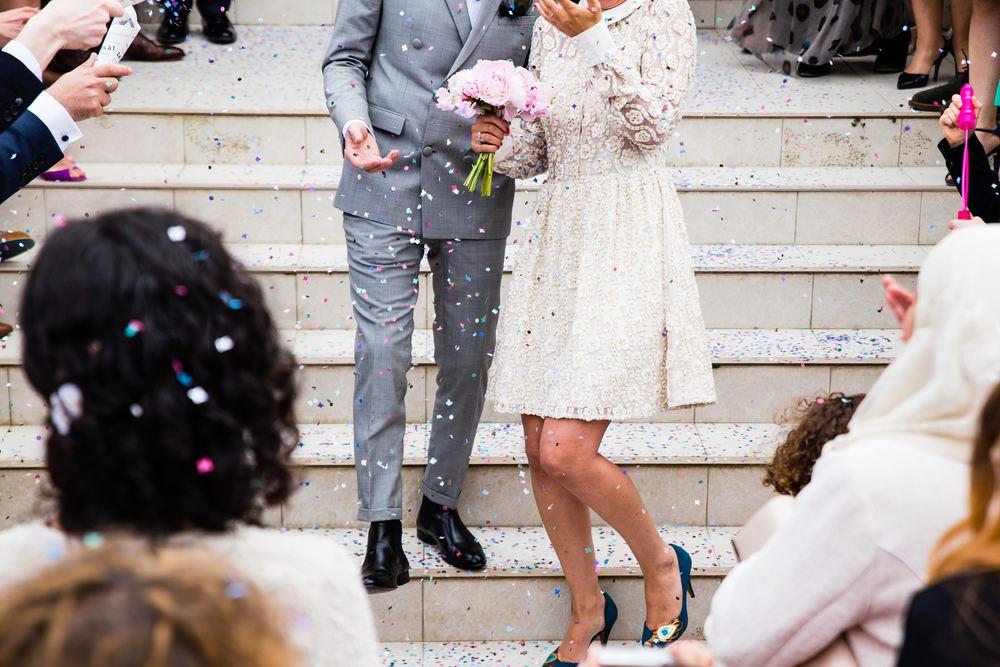 Sjov underholdning til brylluppet skaber god stemning